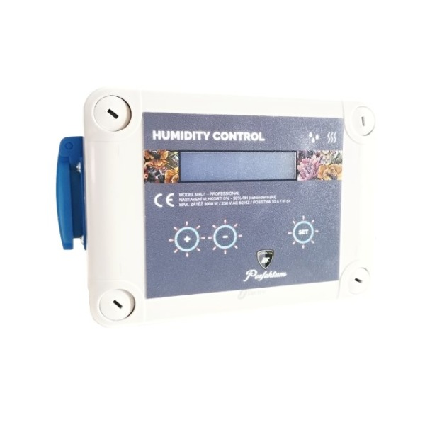 Perfektum humidity control