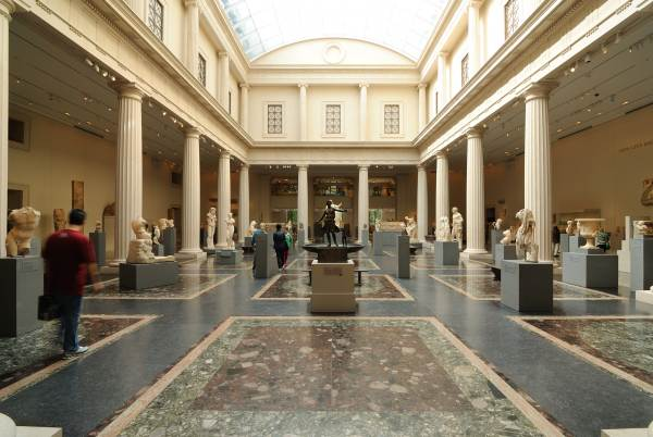 holistický koncept muzea
