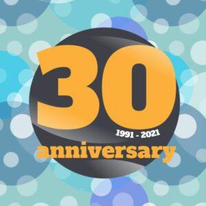 30. anniversary