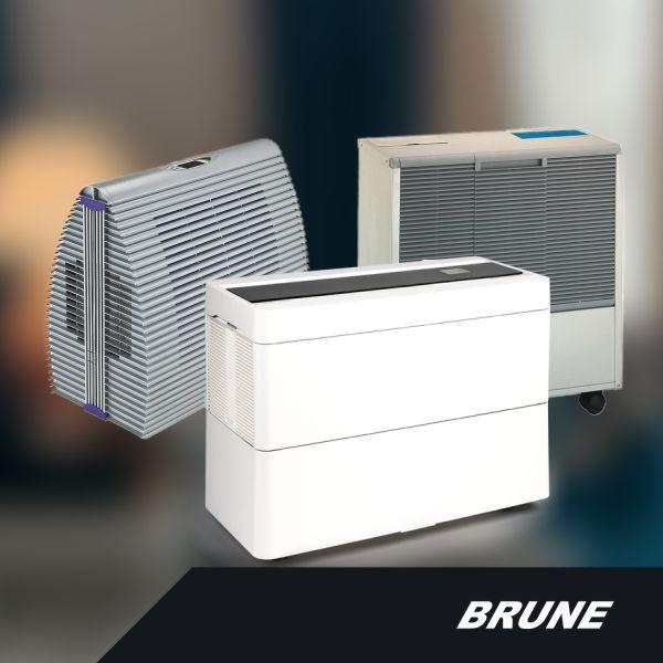 Brune B zvlhčovače vzduchu