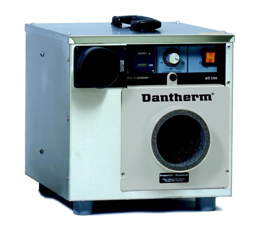 Dantherm adsorpční odvlhčovač vzduchu