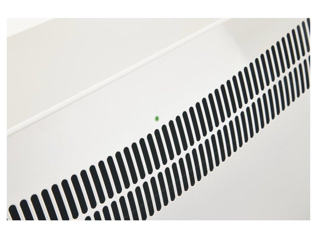 Dantherm CDP detail krytu a kontrolky