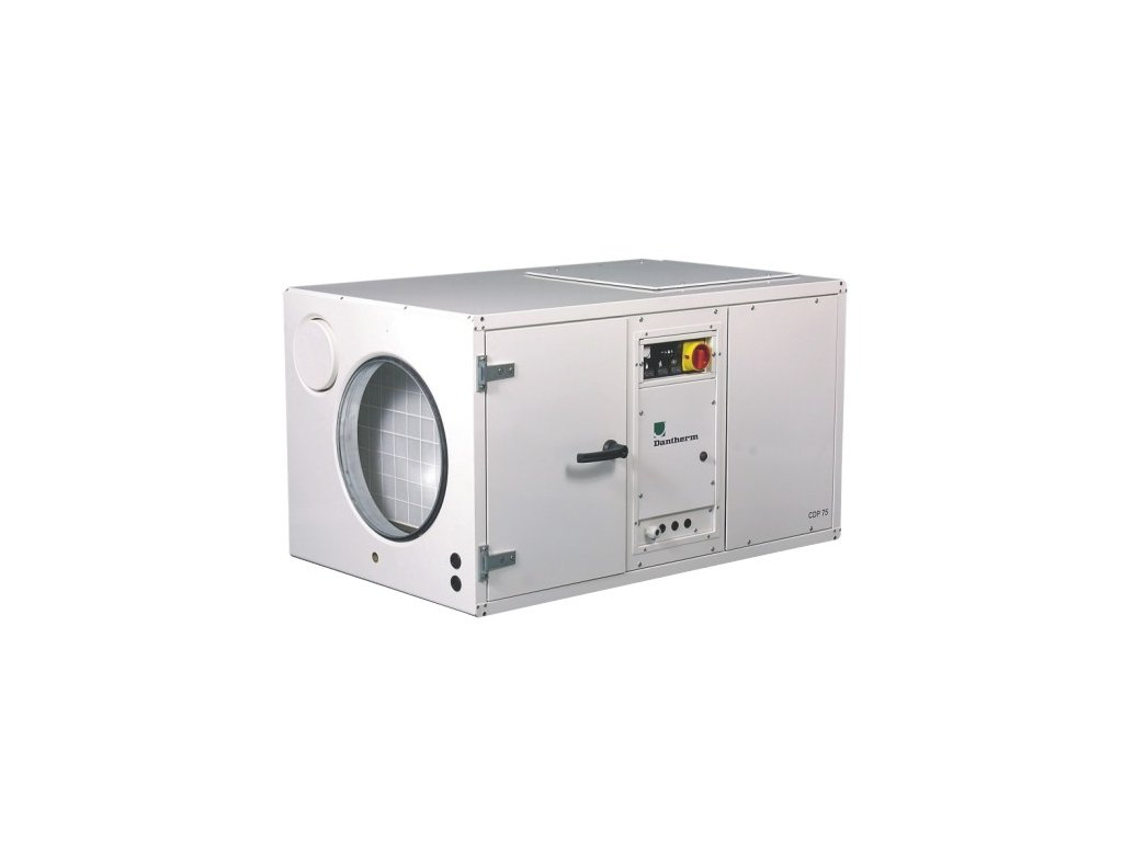 Dantherm CDP bazénový odvlhčovač vzduchu