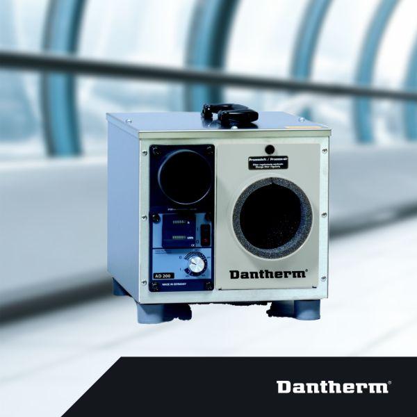 Dantherm adsorpční odvlhčovače
