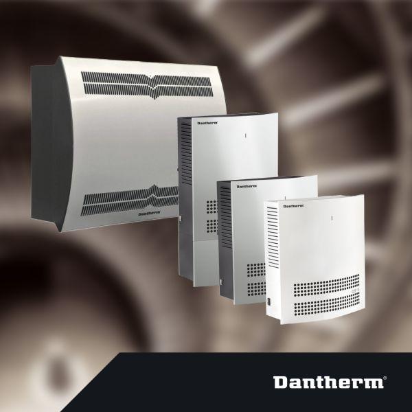 Dantherm nástěnné odvlhčovače